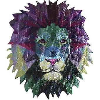 Patch - C&D - Lions Geometric New Gifts p-4642