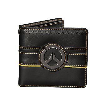 Wallet - Overwatch - Metal Logo New Objective Bi-Fold j6596