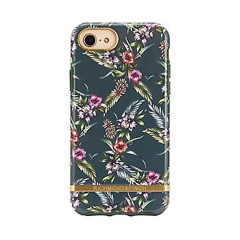 Richmond & Finch Shell for IPhone 8/7/6/SE - Emerald Blossom