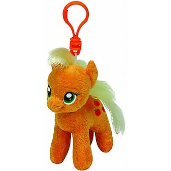 TY Key Clip My Little Pony Applejack