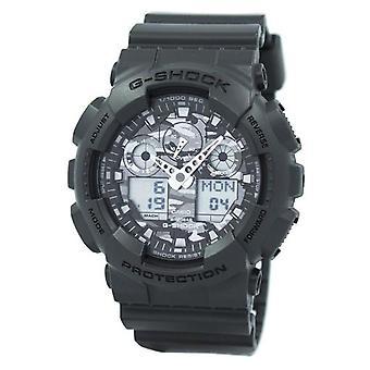 Casio G-shock Ga-100cf-8a Ga100cf-8a Analog Digital 200m Men's Watch