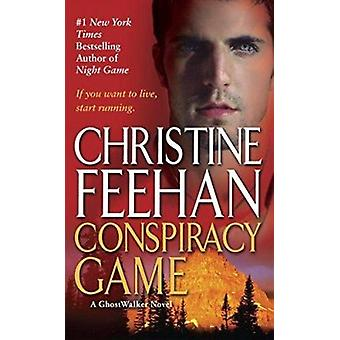Conspiracy Game by Christine Feehan - 9780515142167 Book
