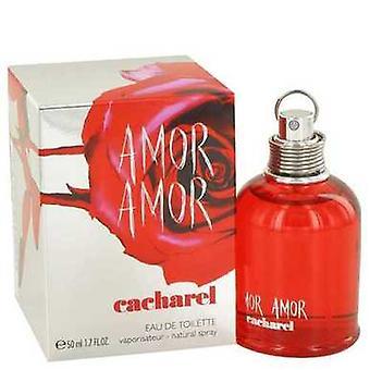 Amor Amor By Cacharel Eau De Toilette Spray 1.7 Oz (women) V728-412559
