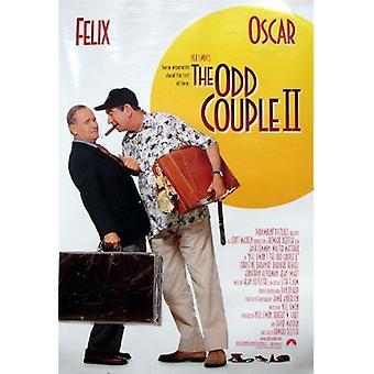 Odd Couple II (2) (1998) alkuperäinen elokuva-juliste