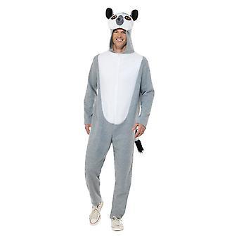 Mens Lemur jelmez ruha