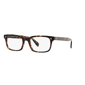 Oliver Peoples Cavalon OV5381U 1654 Dark Tortoise Glasses