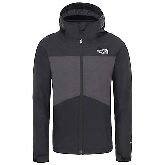 The North Face Black Boys Clement Triclimate jacka