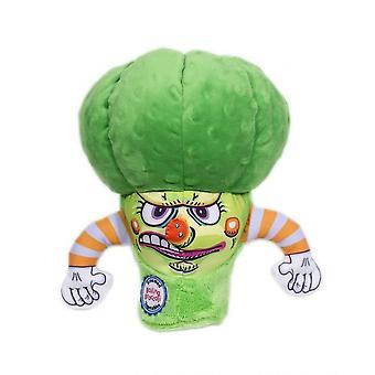 Steam Veg Boil Broccoli Dog Toy