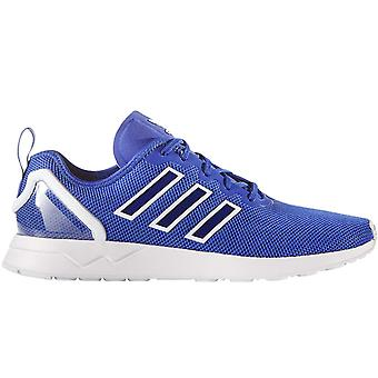 Adidas Originals menns ZX Flux ADV Lace up casual sport trenere sko-blå