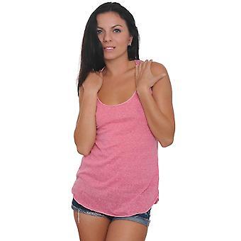 Damen ultraleichte Tri-Blend Tanktop