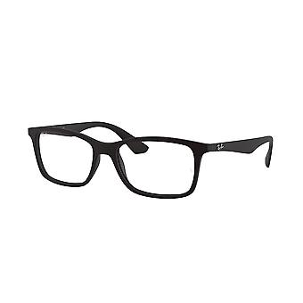 Ray-Ban RB7047 5196 Matte Black Glasses