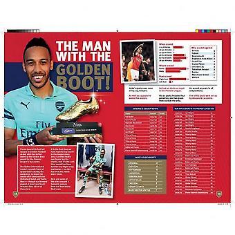 Arsenal FC 2020 officiële jaarlijkse