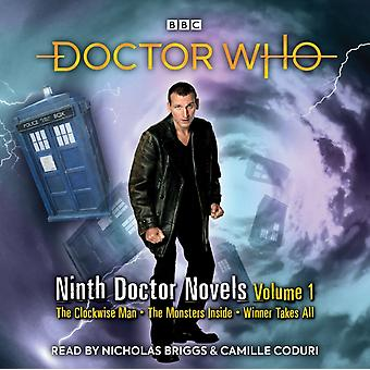 Doctor Who Ninth Doctor Novels by Justin Richards