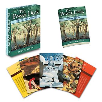 The Power Deck  The Cards of Wisdom by Lynn Andrews