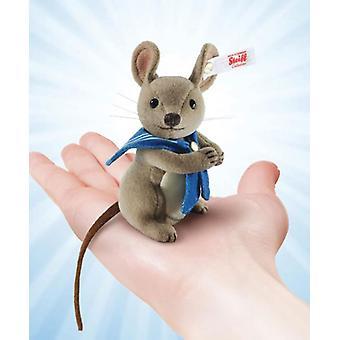 Steiff Bleu Squeeker Mouse 9 سم