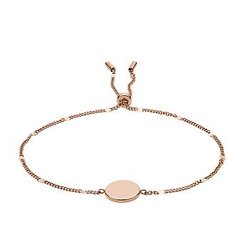Fossil Fashion bracelet JF02898791 - Women's Dor Rose Steel Bracelet
