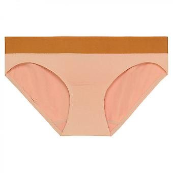 Jockey Moderni Micro Saumaton Bikini - Vaalea Beige