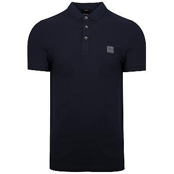 BOSS BOSS Passenger Navy Polo Shirt