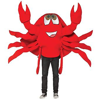 Crab Waver Costume Adult