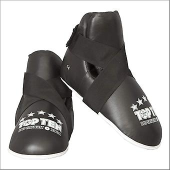 Top ten superfight 3000 leather kick black