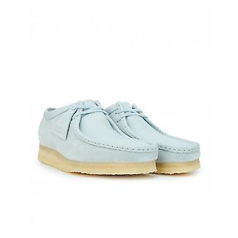 Clarks Originals Leder Wildleder Wallabee Schuhe