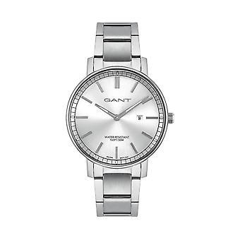 Gant Original Männer ganzjährig Uhr - grau Farbe 32536