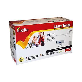Inkrite Laser Toner Cartridge compatible with Brother TN2130 Black (Hi-Cap)