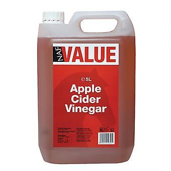 NAF Naf Value Apple Cider Vinegar 5l