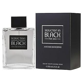 Men's Perfume Black Seduction Man Antonio Banderas EDT (200 ml)