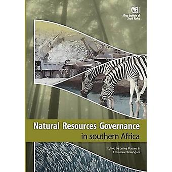 Natural Resources Governance in Southern Africa by Tesfayohannes & Mengsteab