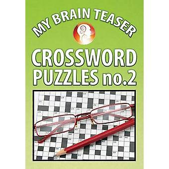 My Brain Teaser Crossword Puzzle No.2 by Wright & Shannon