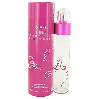 Pink 360* By Perry Ellis Edp Spray 100ml