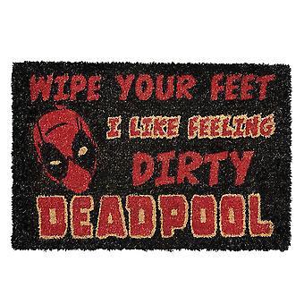 Deadpool, ovimatto-likainen