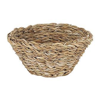 Multi-purpose basket Privilege Wicker/ø 30 x 13 cm
