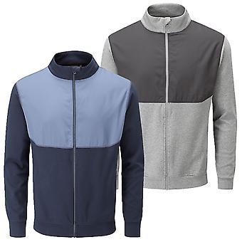 Ping Collection Mens Kendrick Thermal Merino Mix Golf Jacket