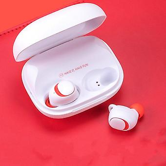 [bluetooth 5.0] bakeey tws earphone noise cancelling auto pairing 2000mah phone charger box