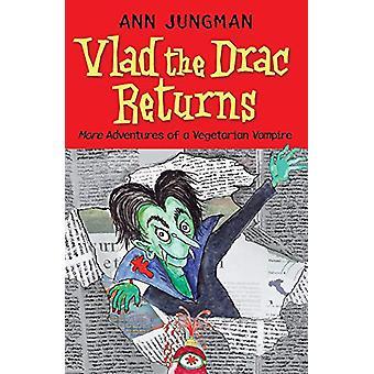 Vlad the Drac Returns by Ann Jungman - 9781909991521 Book
