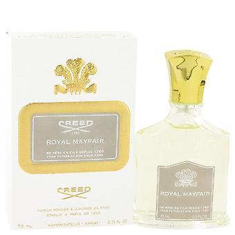 Royal Mayfair Millesime Spray dallo spruzzo di Millesime Creed 2.5 oz