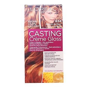 Tinte Sin Amoníaco Fundición Creme Gloss L'Oreal Make Up