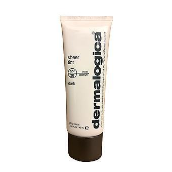 Dermalogica Sheer Tint Dark SPF 20 1.3 OZ