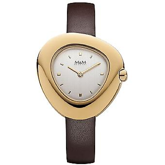 M&M Germany M11924-532 Pebble Women's Watch