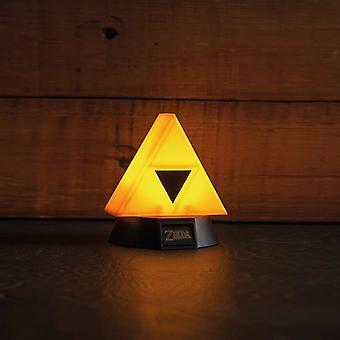 Zelda TriForce 3D-ikonlampe
