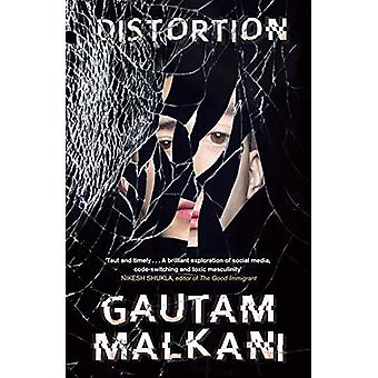 Distortion by Gautam Malkani - 9781783528479 Book