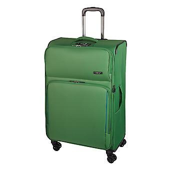 d&n Travel Line 7904 Trolley L, 4 wielen, 78 cm, 100 L, groen