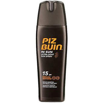 Piz Buin Spray Ultra Leve Solar Hidratante 200 ml