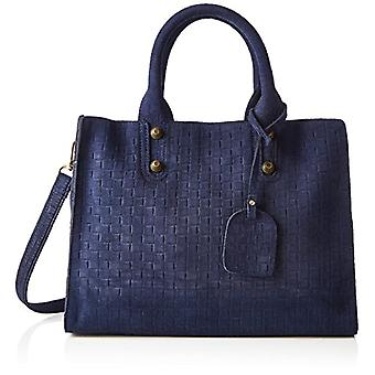Laura Vita Caracas-anna 11 - Tote Bags Donna Blau (Bleu) 13x24x40 cm (B x H T)