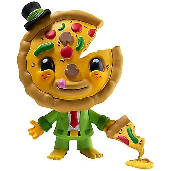 """Kidrobot 4"""" My Little Pizza by Lyla & Piper Tolleson"""