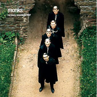 Monks - Hamburg Recordings 1967 [Vinyl] USA import