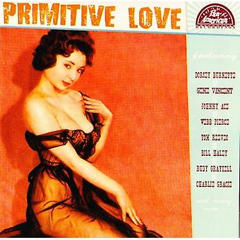 Primitive Love [CD] USA import