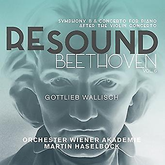 Beethoven / Wallisch - Retentir Beethoven [CD] Usa import